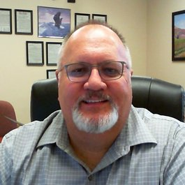 Gary Zabriskie, Five County AOG Community & Economic Development Planning Manager